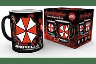 GB EYE Resident Evil Thermoeffekt-Tasse Umbrella Tasse, Mehrfarbig