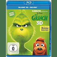 Der Grinch [3D Blu-ray (+2D)]
