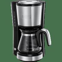 RUSSELL HOBBS 24210-56 Compact Home Mini Kaffeemaschine Edelstahl