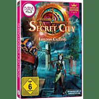 Secret City: London Calling - Sammleredition - [PC]