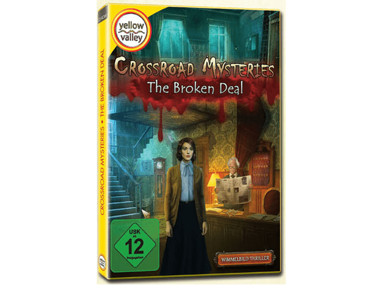 Crossroad Mysteries: The Broken Deal [PC]