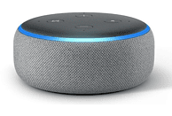 AMAZON Echo Dot Sprachgesteuerter Lautsprecher mit Alexa, grau 3.Generation