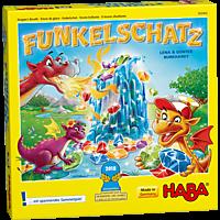 HABERMAASS GMBH Funkelschatz Gesellschaftsspiel, Mehrfarbig