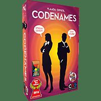 ASMODEE Codenames Gesellschaftsspiel, Mehrfarbig