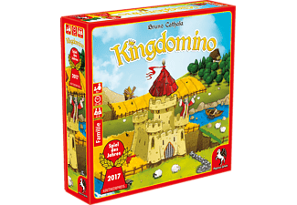 PEGASUS SPIELE Pegasus Spiele Kingdomino Spiel des Jahres 2017 Brettspiel Mehrfarbig