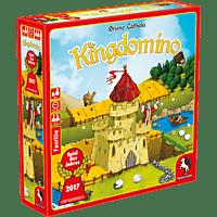 PEGASUS SPIELE Pegasus Spiele Kingdomino Spiel des Jahres 2017 Brettspiel, Mehrfarbig