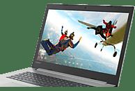 LENOVO IdeaPad 330, Notebook mit 17.3 Zoll Display, Core™ i7 Prozessor, 8 GB RAM, 1 TB HDD, Radeon™ 530, Platinum Grey