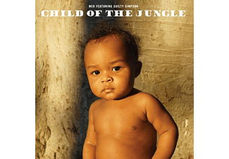 Med, Guilty Simpson - Child Of The Jungle  - (CD)