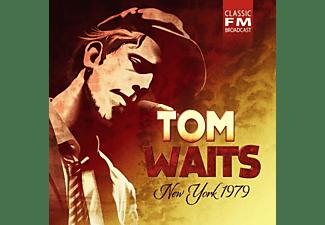 Tom Waits - New York 1979  - (CD)