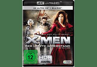 X-Men 3 - Der letzte Widerstand 4K Ultra HD Blu-ray + Blu-ray