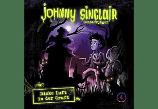 Johnny Sinclair - 04: Dicke Luft In Der Gruft (Teil 1 Von 3)  - (CD)