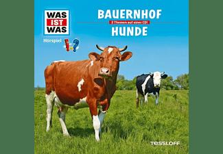 Was Ist Was - Was Ist Was - Folge 15: Bauernhof / Hunde  - (CD)