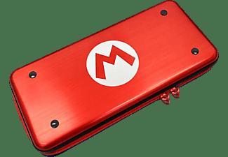 HORI Switch Aluminium Case Mario Tasche, Rot