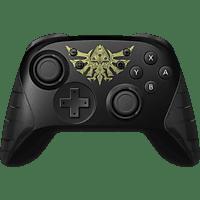 HORI Wireless Switch Controller - Zelda Controller, Schwarz