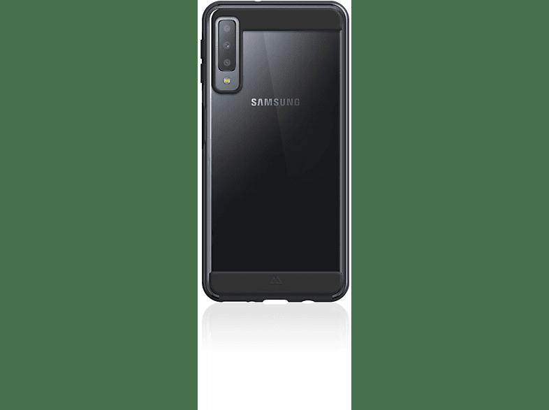 BLACK ROCK Air Robust , Backcover, Samsung, Galaxy A7 (2018), Schwarz