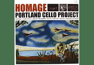 Portland Cello Project - Homage  - (CD)