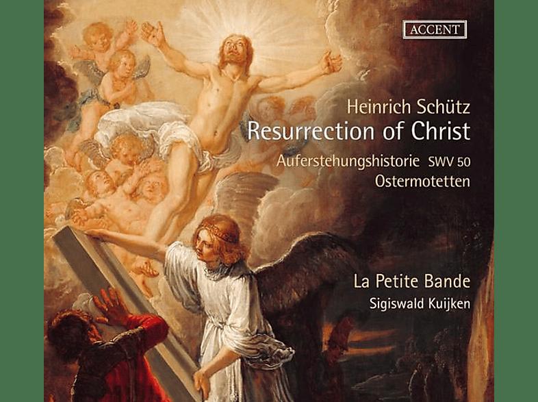 Sigiswald/la Petite Bande Kuijken - Die Auferstehung Christi [CD]