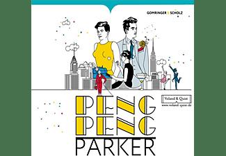 Philipp Scholz, Nora Gomringer - Peng Peng Parker  - (CD)