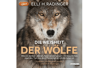 Lemnitz,Regina/Radinger,Elli H. - Die Weisheit Der Wölfe  - (MP3-CD)