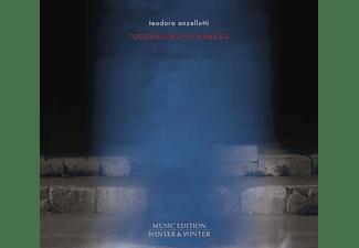 Jean-Philippe Rameau, Anzellotti Teodoro - Tourbillons De Rameau  - (CD)