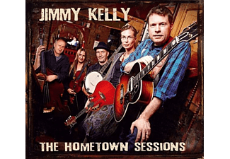 Jimmy Kelly - The Hometown Sessions  - (CD)