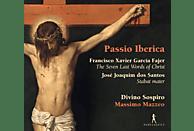 Divino Sospiro,  Massimo Mazzeo - Passio Iberica-7 letzte Worte/Stabat Mater [CD]