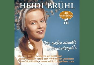 Heidi Brühl - Wir wollen niemals auseinander  - (CD)