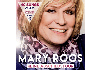 Mary Roos - Keine Abschiedstour  - (CD)