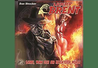 Larry Brent - Schrei,wenn Dich der Hexentoe  - (CD)