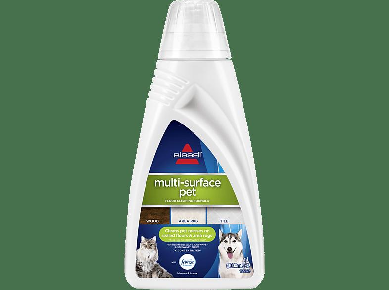 BISSELL Multi-Surface Pet Reinigungsmittel, Weiß