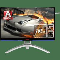 AOC AG272FCX6  27 Zoll Full-HD Gaming Monitor (4 ms Reaktionszeit, FreeSync, 165 Hz)