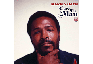 Marvin Gaye - You're The Man Vinyle
