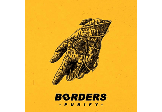 Borders - Purify  - (CD)