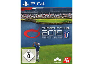 PS4 - The Golf Club 2019 featuring PGA TOUR /D