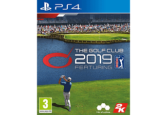 PS4 - The Golf Club 2019 featuring PGA TOUR /F