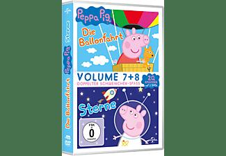 Peppa Pig - Die Ballonfahrt & Sterne DVD