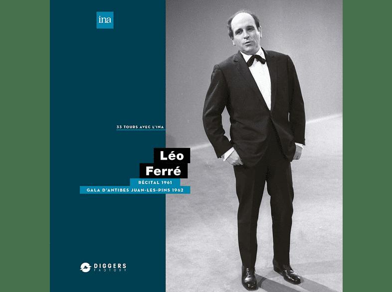 Leo Ferré - RECITAL A LA MAISON DE LA RADIO (1961) [Vinyl]