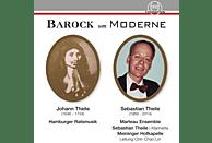 Hamburger Ratsmusik/+ Sebastian Theile - BAROCK trifft MODERNE [CD]