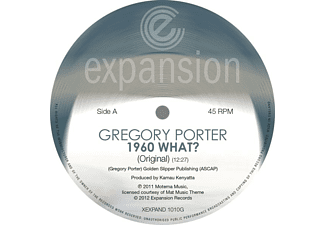 Gregory Porter - 1960 What? (2019 Reissue)  - (Vinyl)