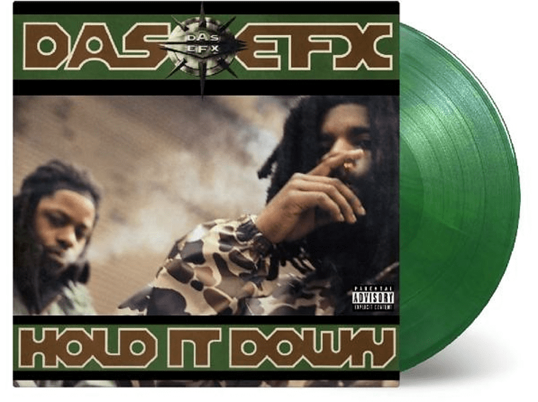 Das Efx - Hold It Down (ltd.blau/gelb/rotes Vinyl) [Vinyl]