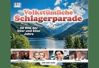 VARIOUS - Die Volkstümliche Schlagerparade  - (CD)