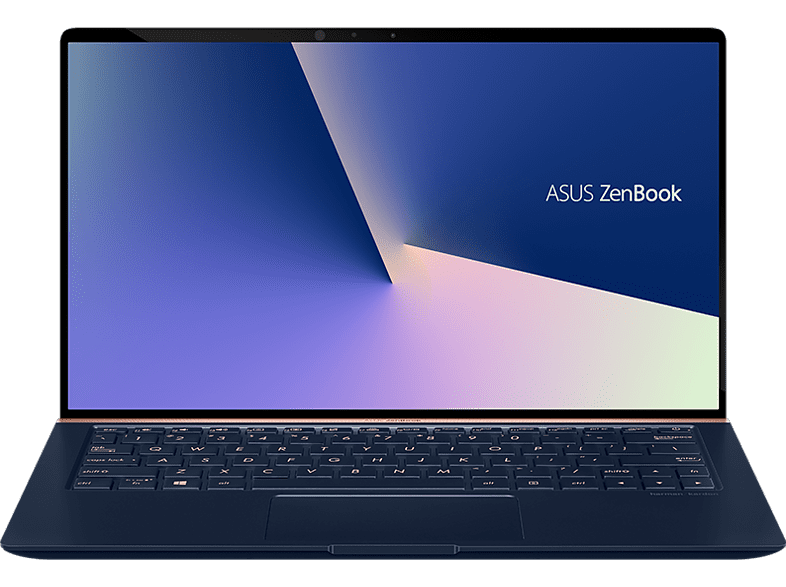 ASUS UX333FN-A4081T, Notebook mit 13.3 Zoll Display, Core™ i7 Prozessor, 16 GB RAM, 256 GB SSD, GeForce® MX150, Royal Blue
