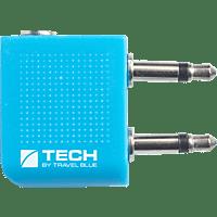 TRAVEL-BLUE Onboard Kopfhörer-Adapter