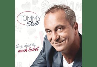 Tommy Steib - Sag,dass du mich liebst  - (CD)