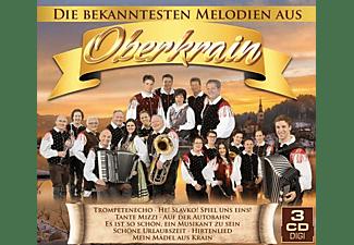 VARIOUS - Die bekanntesten Melodien aus Oberkrain  - (CD)