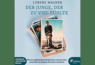 Wolfgang Berger - Der Junge, der zu viel fühlte  - (MP3-CD)