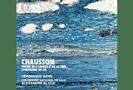 Gens/Bloch/Orchestre National de Lille - Poème de l'Amour et de la Mer/Sinfonie op.20 [CD]