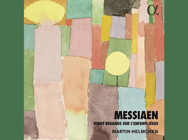 Martin Helmchen - Messiaen: Vingt Regards Sur L'enfant-Jésus [CD]