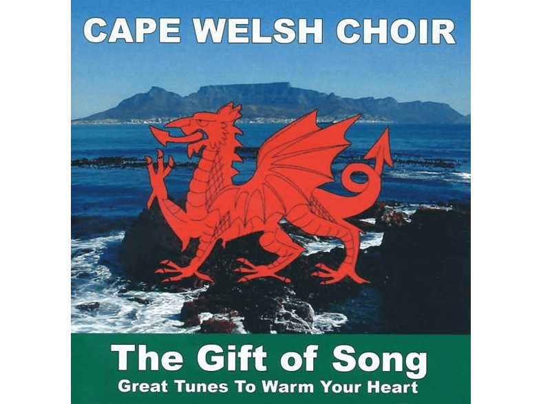 Cape Welsh Choir - The Gift Of Song [CD]