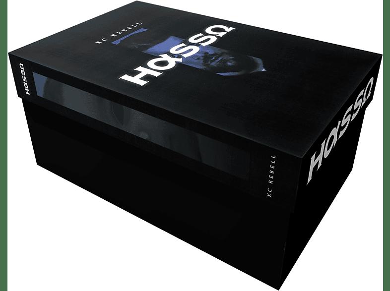 KC Rebell - Hasso (Limited Fanbox / Nur Online) [CD + Merchandising]